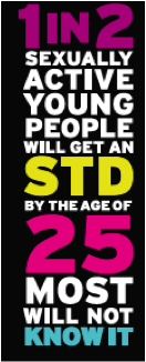STI awareness statistic pic
